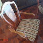 ซ่อมเก้าอี้ทานอาหาร